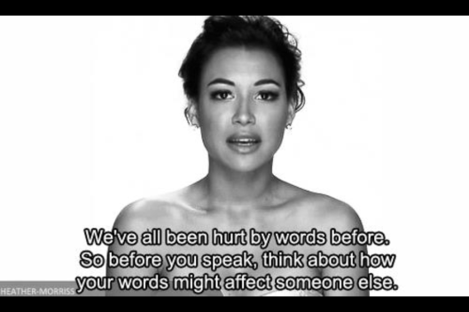 Your words are powerful.