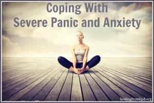 anxiety panic DBT