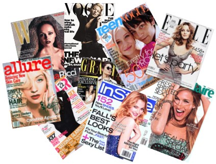 Fashion-Magazines